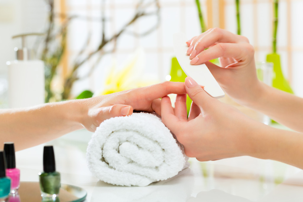 Nail Treatment – HM DAY SPA